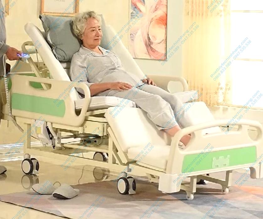 Giường Bệnh Đa Năng Điều Khiển Điện TJM-GD10